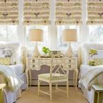 Spavaće sobe sa tropskim motivima
