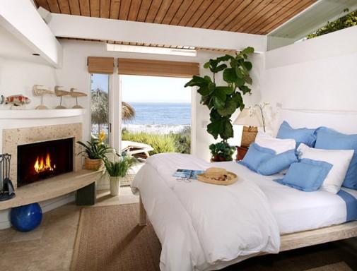 Spavaće sobe sa tropskim motivima slika4