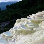 Terase belih vodopada u Kini