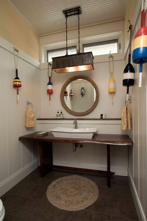 Uredite kupatilo sa morskim motivima slika3