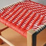 Vesela i praktična pletena hoklica