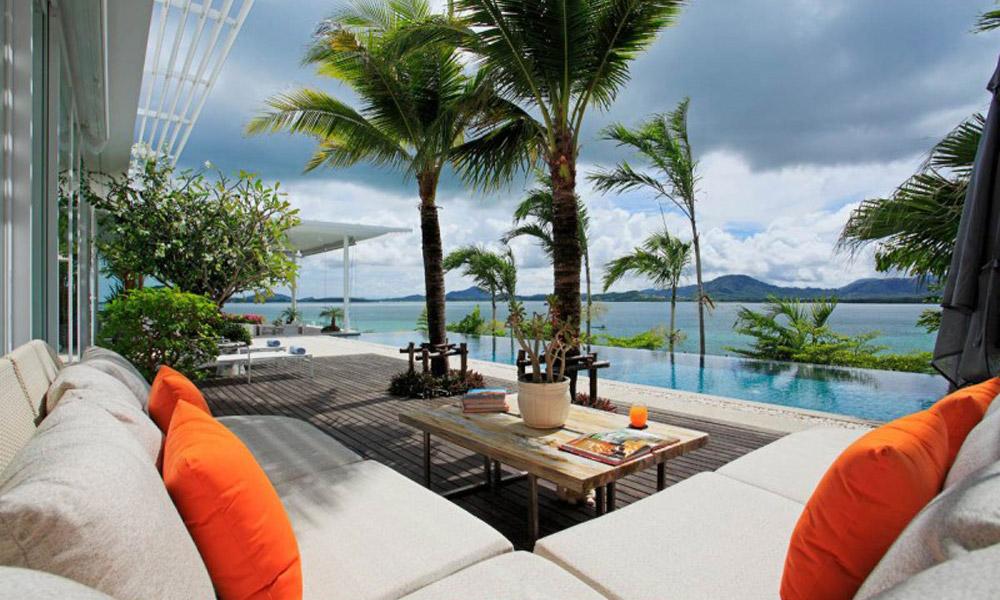 Vila na Tajlandu