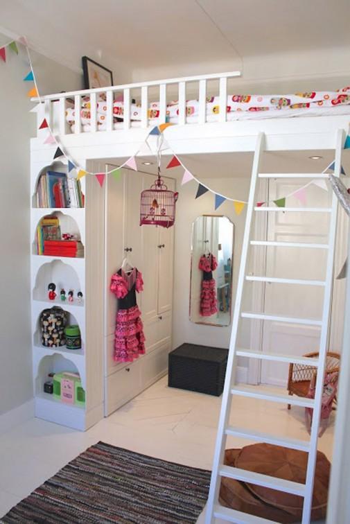 Zabavni kreveti na sprat za decu slika4