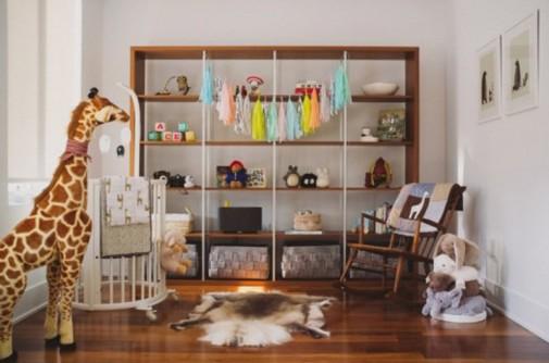 Zanimljiva soba za bebe slika2