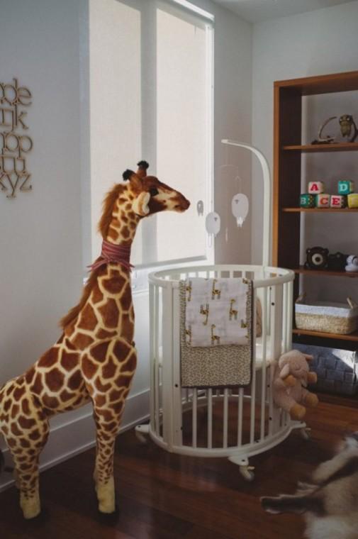 Zanimljiva soba za bebe slika3
