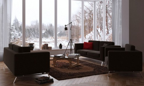Zvodljive dnevne sobe pune inspiracije slika2
