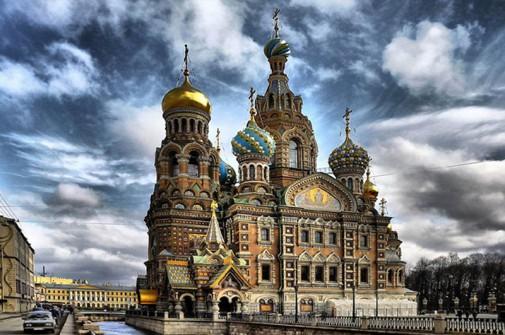 Crkva Hristovog vaskrsenja u Sankt Peterburgu