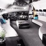 Dizajn unutrašnjosti Boinga 787