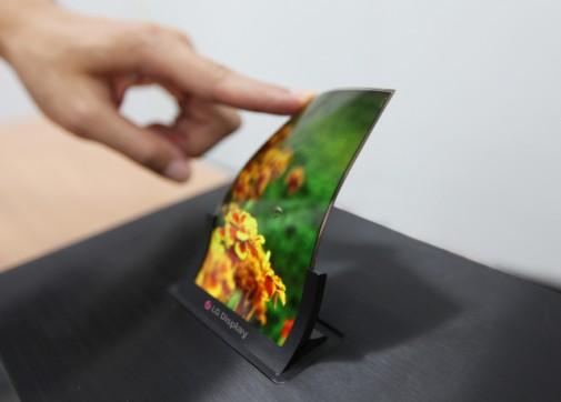 Fleksibilan TV iz LG-a slika 2