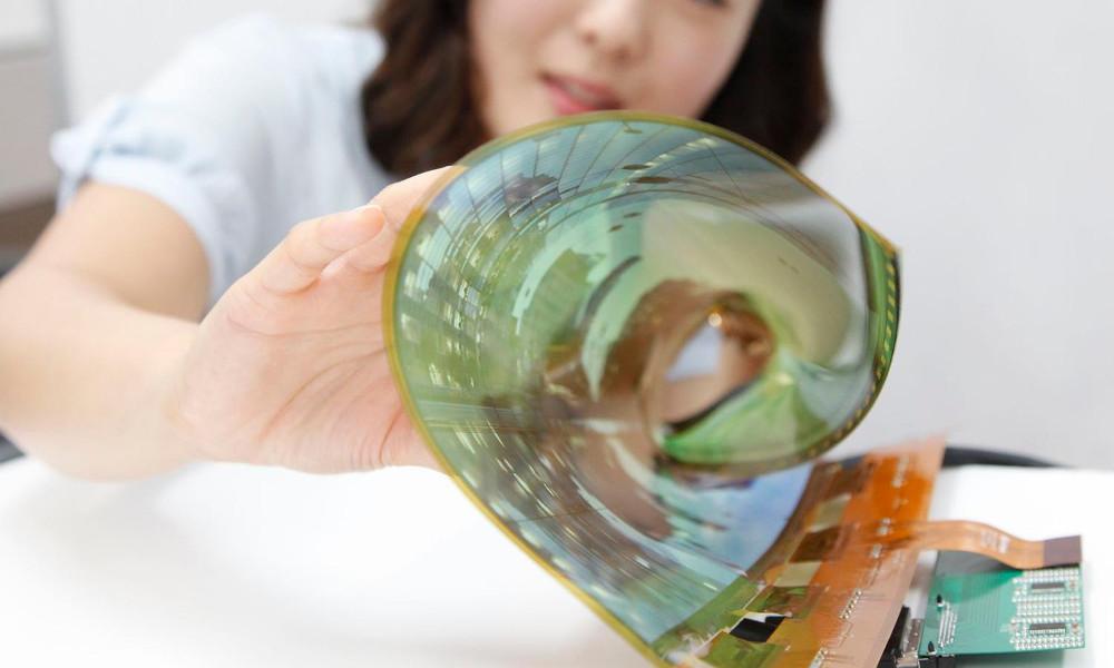 Fleksibilan TV iz LG-a