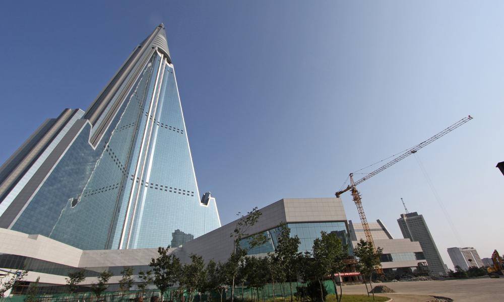 Hotel u Pjongjangu