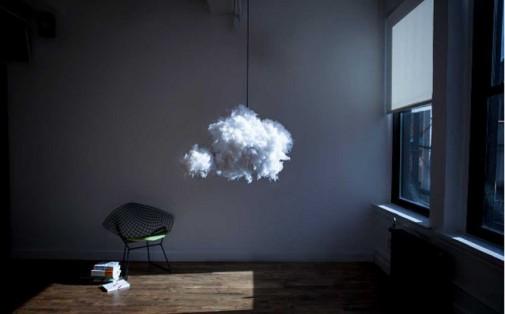 Lampa kao olujni oblak slika 2