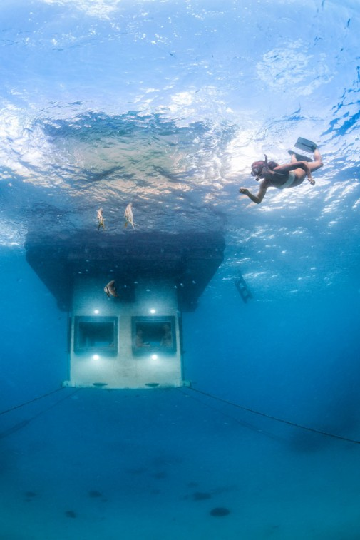 Neverovatna podvodna soba slika 6