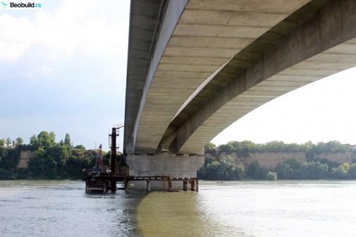 Spojen most Zemun Borca slika 2