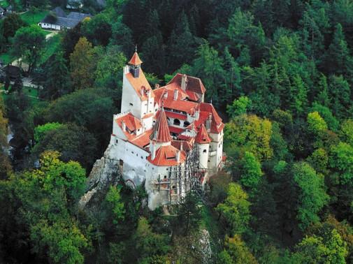 Zamak Drakula slika 2