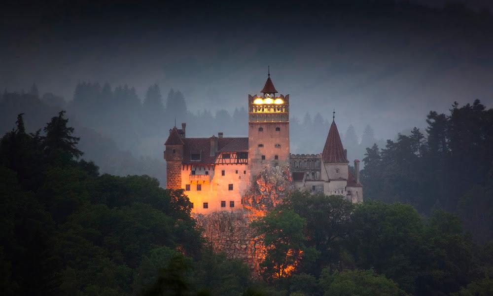 Zamak Drakula