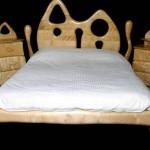 Nameštaj za spavaće sobe kao skulptura