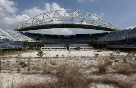 Olimpijski objekti u Atini