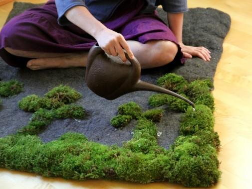 Tepih kao bašta