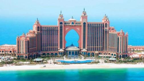 Atlantis Resort hotel u Dubaiju