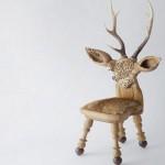 Bajkovita stolica za buduće prirodnjake i dizajnere