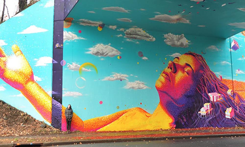 Iluzije i murali od kojih zastaje dah