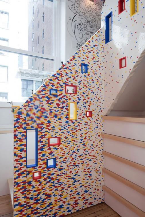 Stan ljubitelja LEGO kocaka