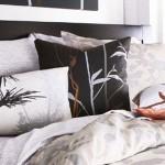 Moderna posteljina za otvorenost spavaće sobe