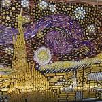 Neverovatni mural od kvaka