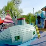 Neverovatno kreativna igrališta za decu