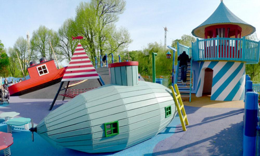 Neverovatno kreativna igrališta za decu   BravaCasa Magazin