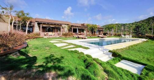 Opčinjavajući hotel na Karibima
