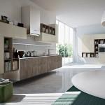Predivna kuhinja koja sjedinjuje šik sa ekološkim dizajnom