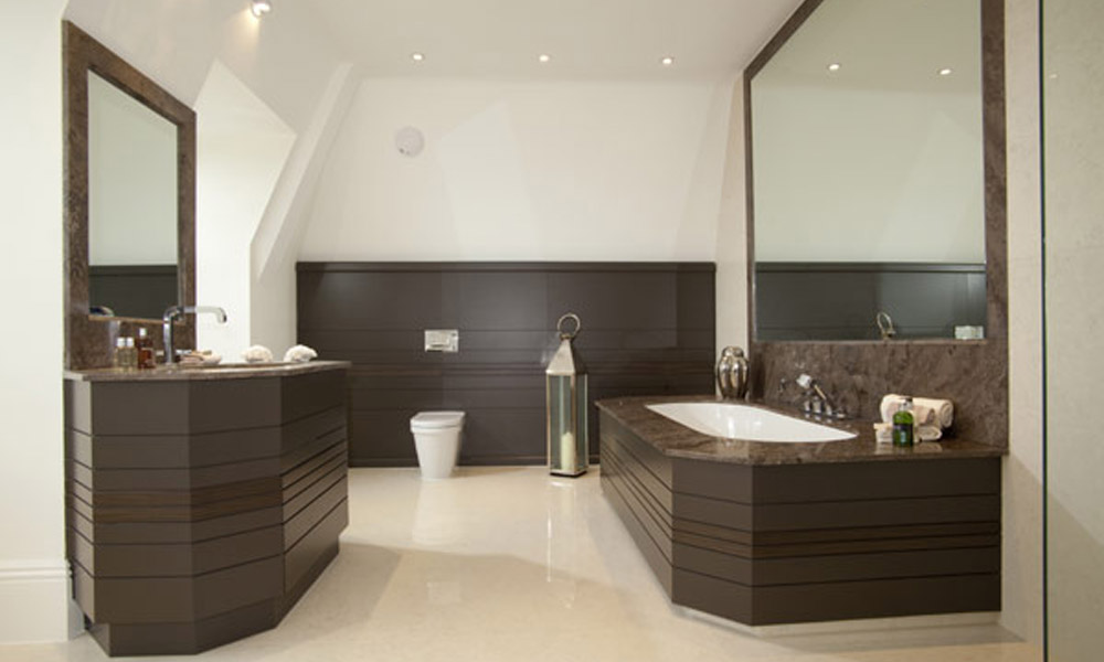 Rafinirano moderno kupatilo