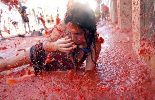 Tomatino festival