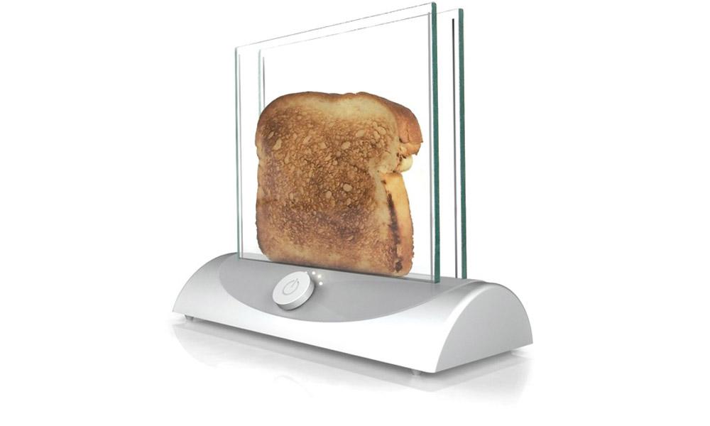 Transparentni toster – za potpunu kontrolu pečenja hleba   BravaCasa Magazin