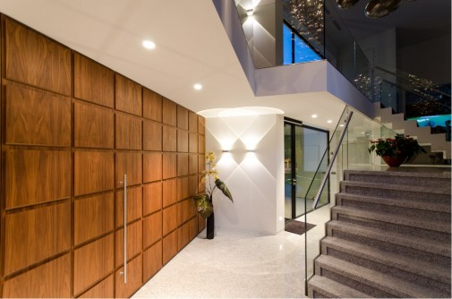Moderna fuzija svetlosti i arhitekture