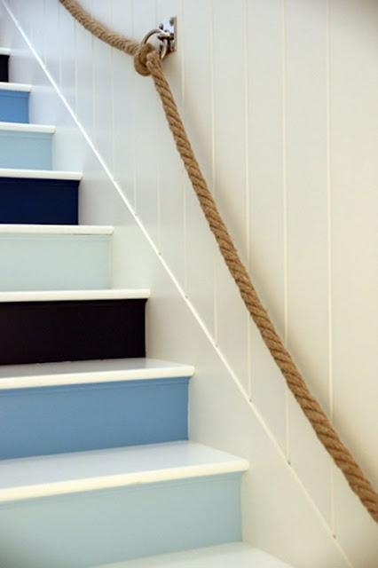 Zavodljiva stepeništa inspirisana morem i mornarskim životom