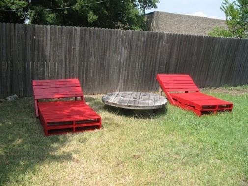 Na koji način možete iskoristiti drvene palete u bašti