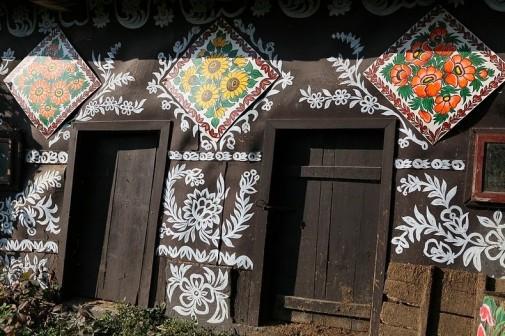Oslikano selo u Poljskoj 5