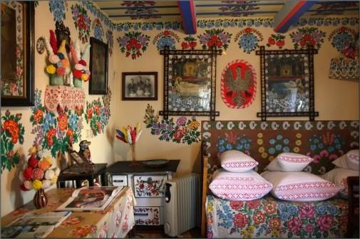 Oslikano selo u Poljskoj 6