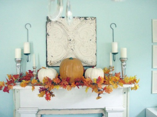 Jednostavna i fascinantna jesenja dekoracija