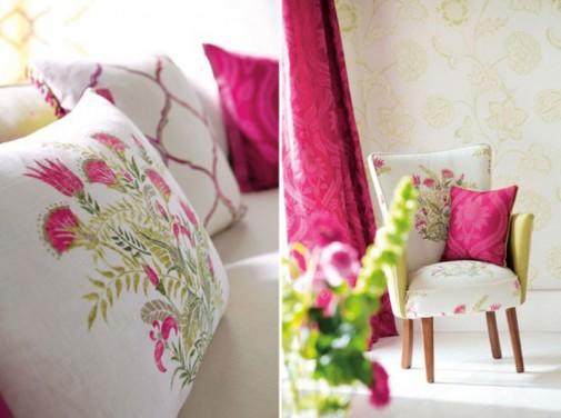 Savremene tkanine za harmoničan dizajn enterijera