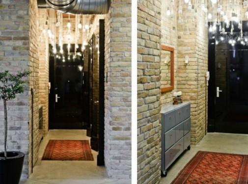 Eklektičan apartman u Budimpešti