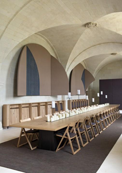 Kako je manastir pretvoren u moderan hotel sa restoranom