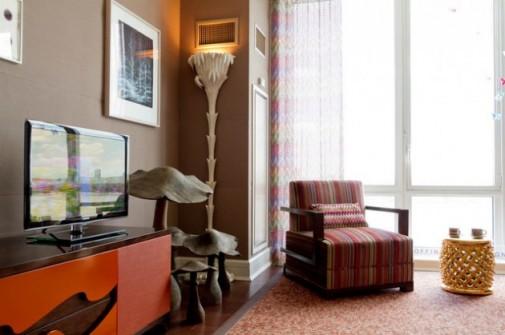 Fotelja kao pravo rešenje za relaksaciju u dnevnoj sobi