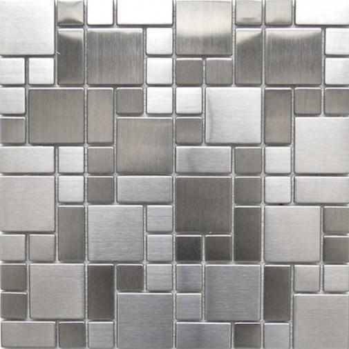 Mozaik od nerđajućeg čelika