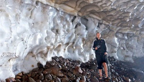 Pećina na Kamčatki