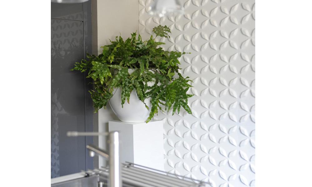 3D zidni paneli od ušećerene trske