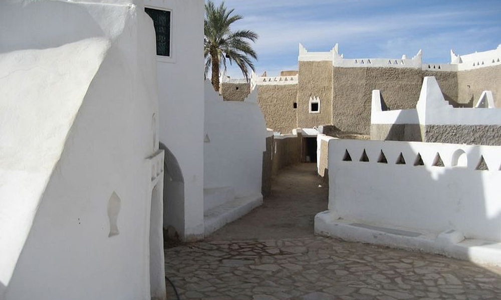 Drevni grad Ghadames